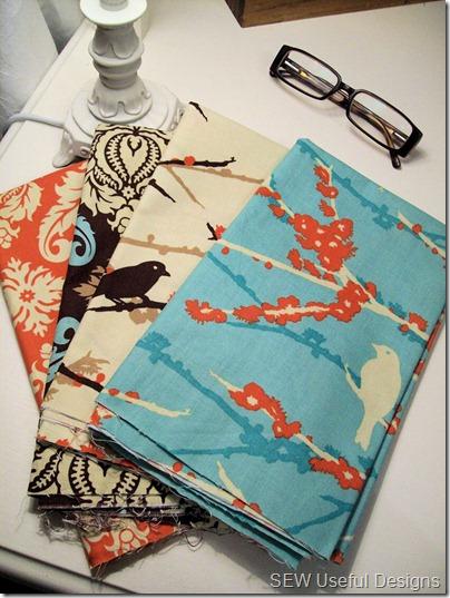Aviary 2 fabrics