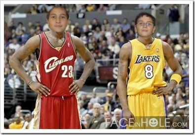 Dani e Antón xogarán na NBA!