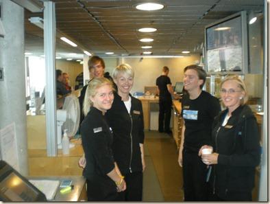 BluLagoon Staff