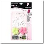i-rock Stencil Kit - Swirls
