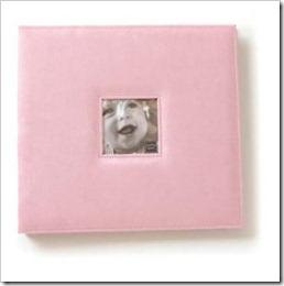 Album Suede 12x12 Rosey