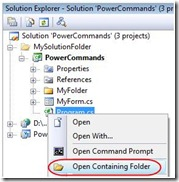 PowerCommands