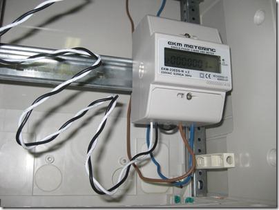 EKM kWh-Logger