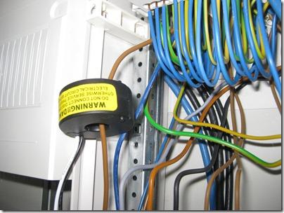 Stromzange