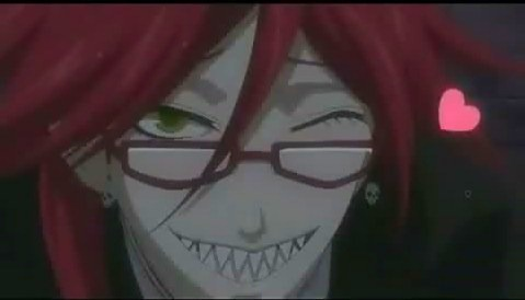 Shinigami sumamente gay xD