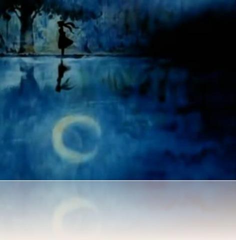 luna resplandor en el agua_thumb[1]