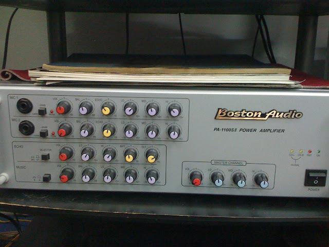Chuyên cung cấp amply , loa , mixer , pow cho karaoke - 32