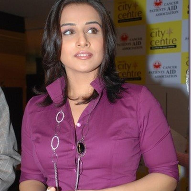 Vidya Balan having another new challenging role
