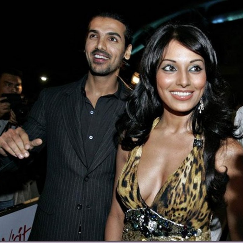 Bipasha's birthday without John