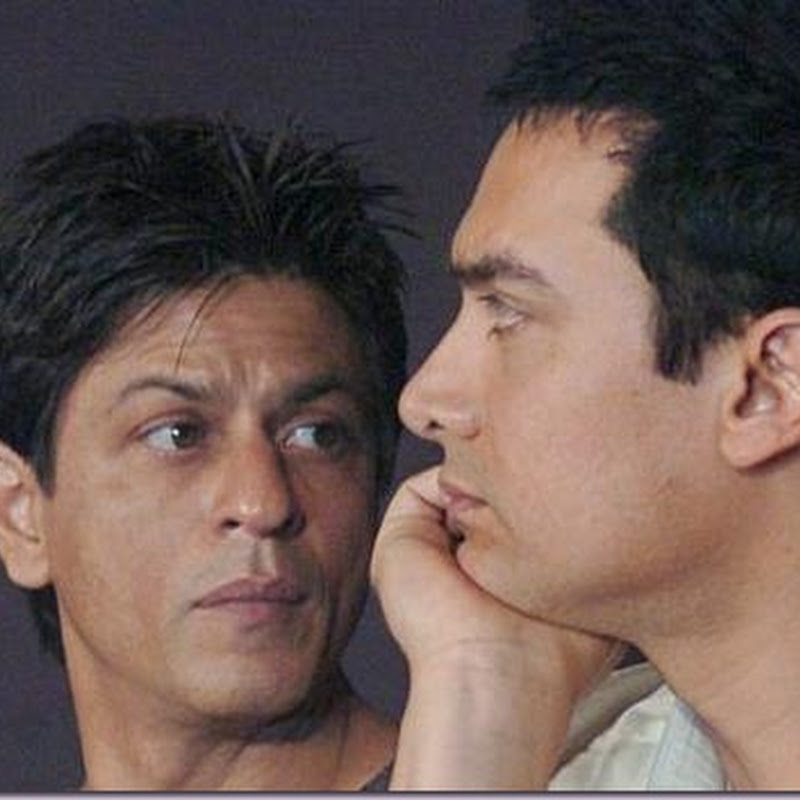 "Shahrukh and Aamir labeled as ""2 Idiots""!"