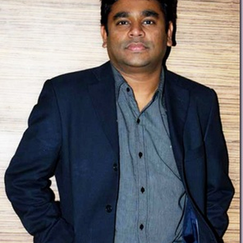A.R Rahman charging 10 crore fee
