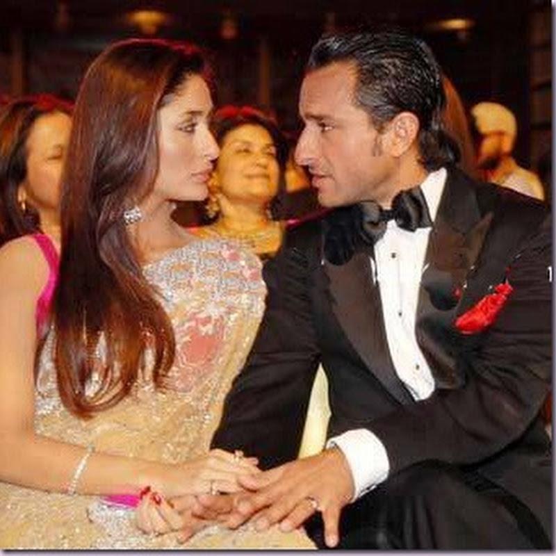 Kareena Kapoor won't let Saif alone