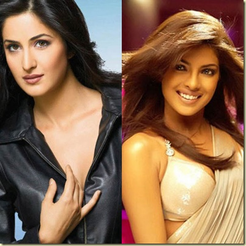 Katrina's Bride Wars With Priyanka Chopra