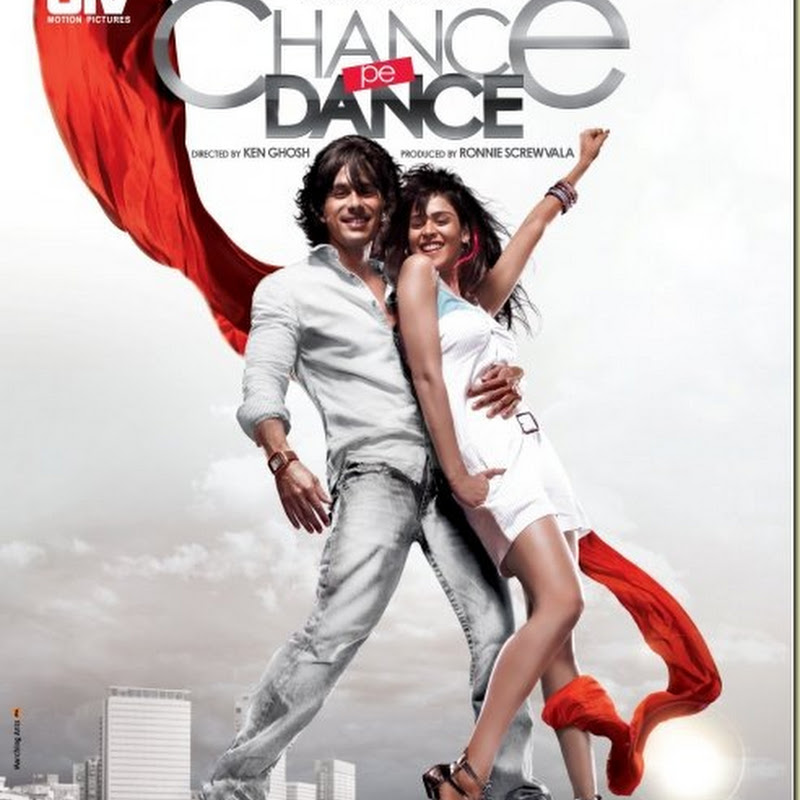 Shahid's life story retold in 'Chance Pe Dance'