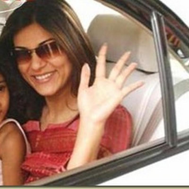Sushmita Sen wants to adopt another child
