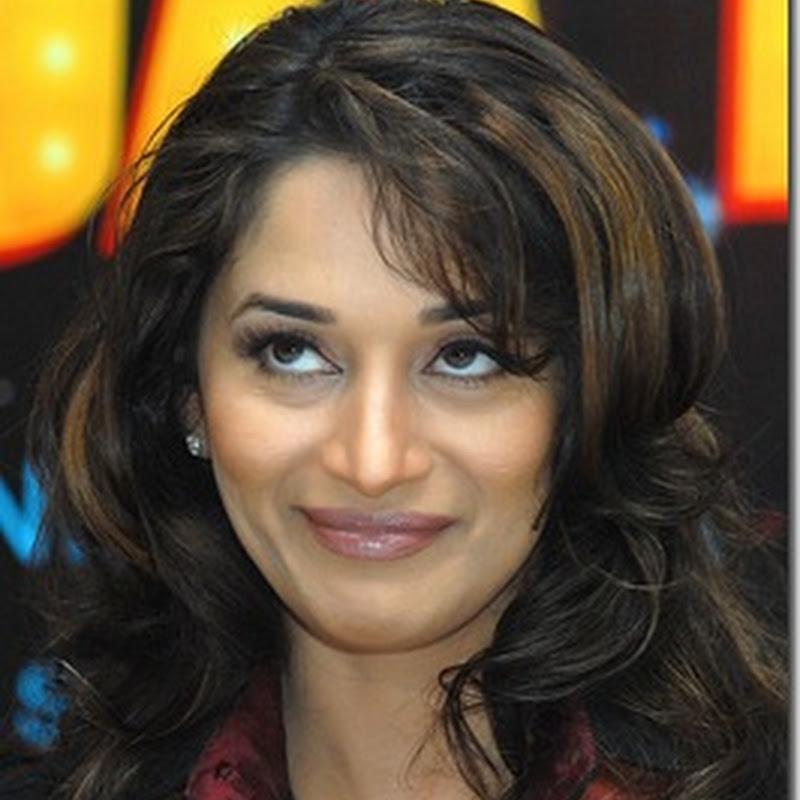 Madhuri Dixit as Indira Gandhi