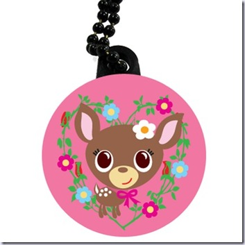 buttondivas spring deer button517