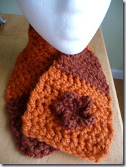 theslipstitch hand crochet neckwarmer
