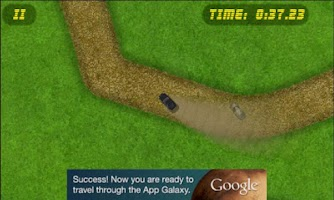 Screenshot of Drift Racer