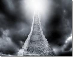 uma escada