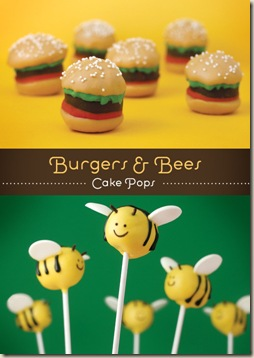 burgers and bees