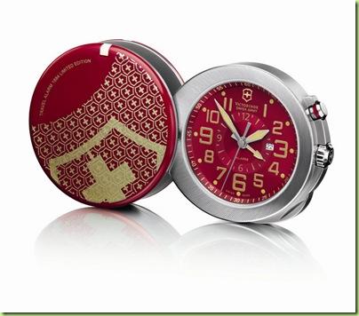 Jubilee Travel Alarm da Victorinox Swiss Army