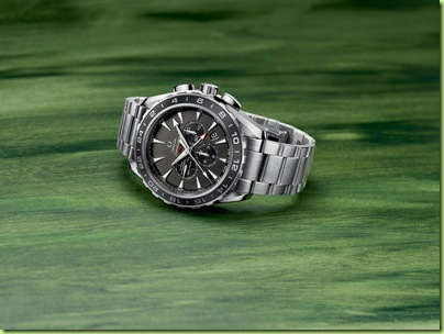 Omega - Speedmaster Aquaterra Chrono GMT