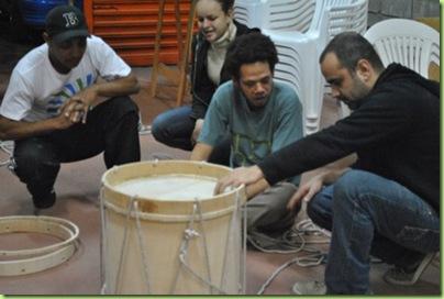 Foto Oficina - Divulgação Instituto Sapucaia