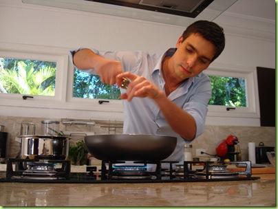 Chef Rafael Cardoso