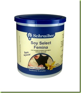 Soy Select Femina_baunilha SCHRAIBER