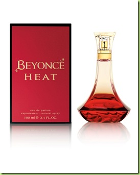 Beyonce Heat 3.4oz EDP Bottle & Carton BAIXA