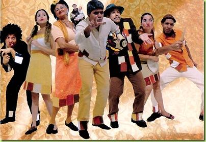 Grupo Oxente de Teatro - O Santo e a Porca