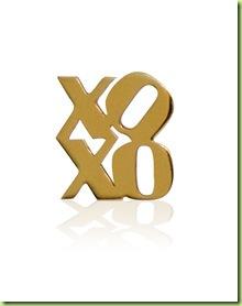 Xoxo_Ouro amarelo