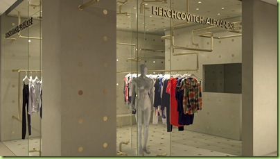 Lojas showrooms_Alexandre Herchcovitch Fashion Mall - Tacoa_2