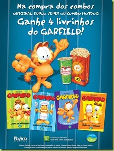 Promoção Garfield