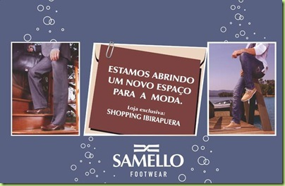 ConviteSamelloShopIbirapuera