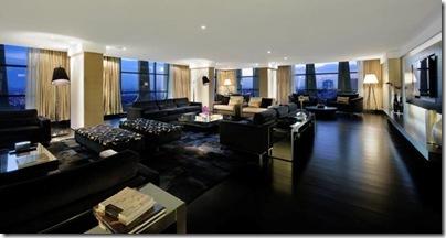 Suite Presidencial - Sala
