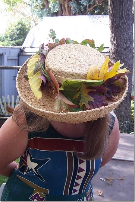 lois's hat