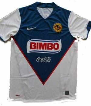 Club am rica sentimiento incondicional hay tercer uniforme for Cuarto uniforme del america