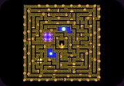 morroc pyramid dungeon 2nd floor