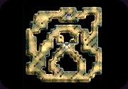 geffen dungeon B1 floor