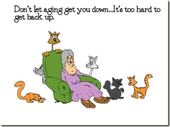 aging couple