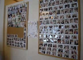 たくさんの写真