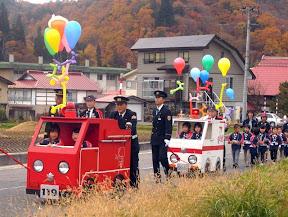 防災パレード