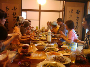 郷土食教室