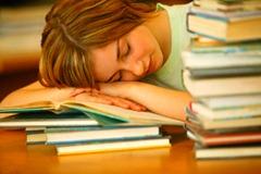 dormindo livros