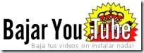 Logo web Bajar You Tube