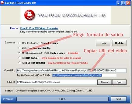 YouTube Downloader HD Menu-Youtube-Downloader-HD