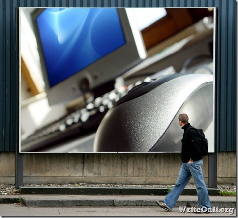 Fotomontaje creado con WriteOnIt.org