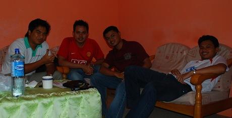 Alang, Kurik, aku & Farid